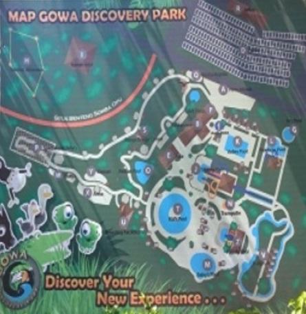 Tiket Masuk Wahana Gowa Discovery Park Gdp Makassar Kota