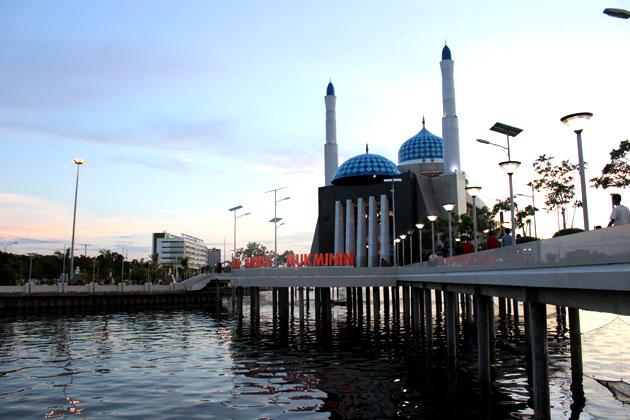 Masjid Amirul Mukminin Makassar Ayomee Mengenal Nusantara Kota Edit