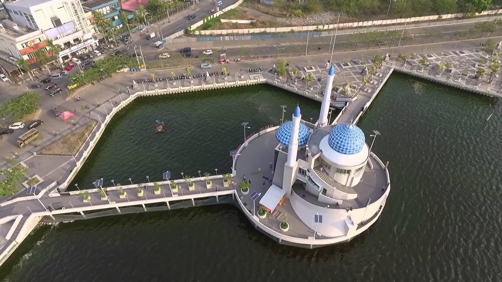Montana Sky Masjid Amirul Mukminin Youtube Kota Makassar