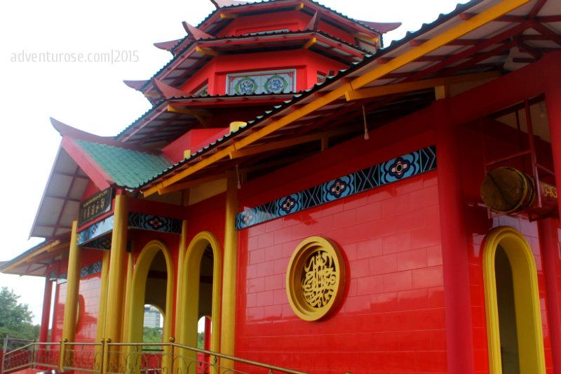Adventurose Life Adventure Jejak Laksamana Cheng Ho Masjid Muhammad Hoo