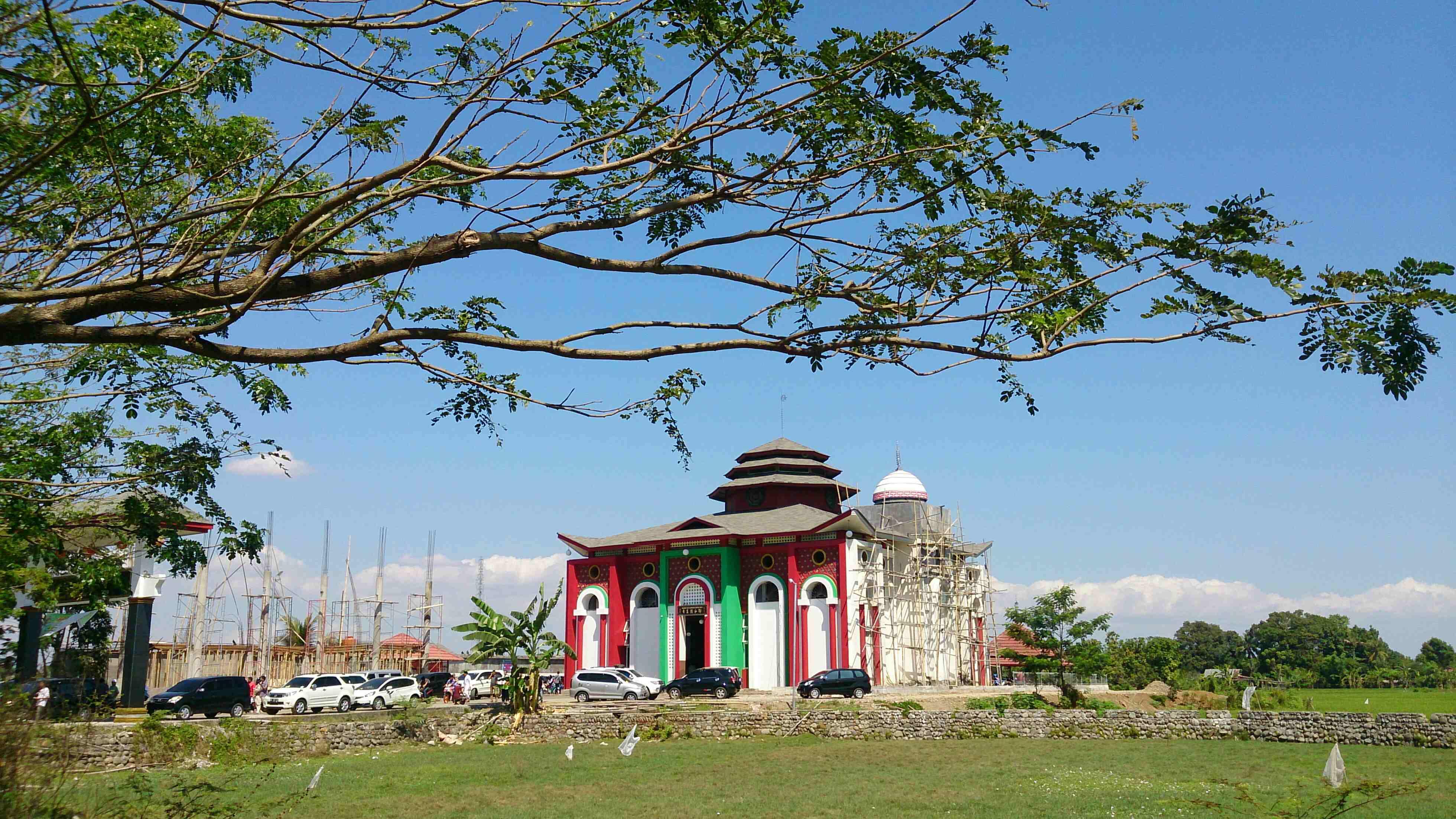 Juli 2015 Mux Goblog Masjid Muhammad Cheng Hoo Kota Makassar
