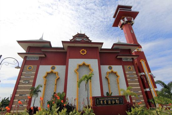 Keunikan Arsitektur Mesjid Ceng Hoo Bisnis Sulawesi Referensi Masjid Muhammad