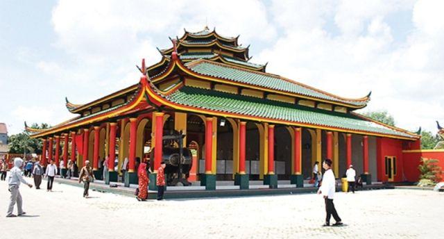 Masjid Cheng Ho Banyuwangi Arsitektur Indonesia Pinterest Muhammad Hoo Kota
