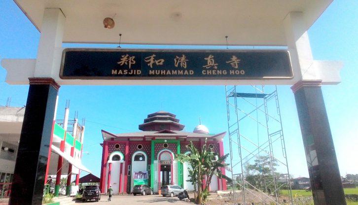 Masjid Cheng Hoo Gowa Tempat Silaturahmi Muallaf Tionghoa Gosulsel Foto