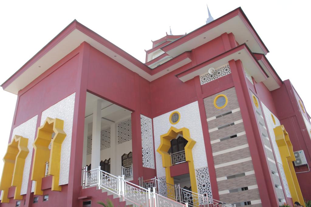 Masjid Cheng Hoo Makassar Halal Tourism Muhammad Kota