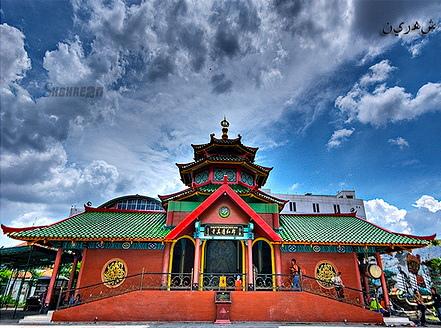 Masjid Muhammad Cheng Ho Surabaya Indonesia Country Hoo Kota Makassar