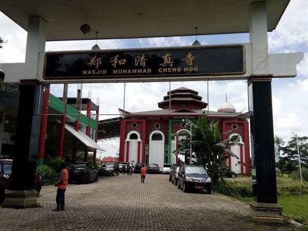 Masjid Muhammad Cheng Hoo Penuh Sejarah Rhofiq Feyz Inilah Beraksitektur