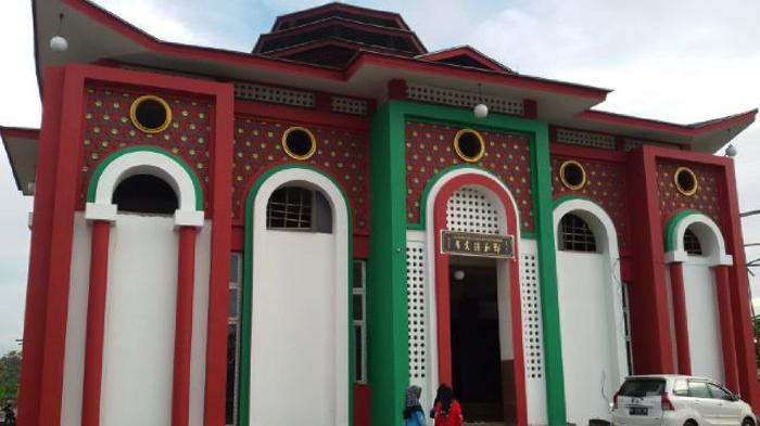 Mualaf Tionghoa Makassar Dirikan Masjid Muhammad Cheng Hoo Kota