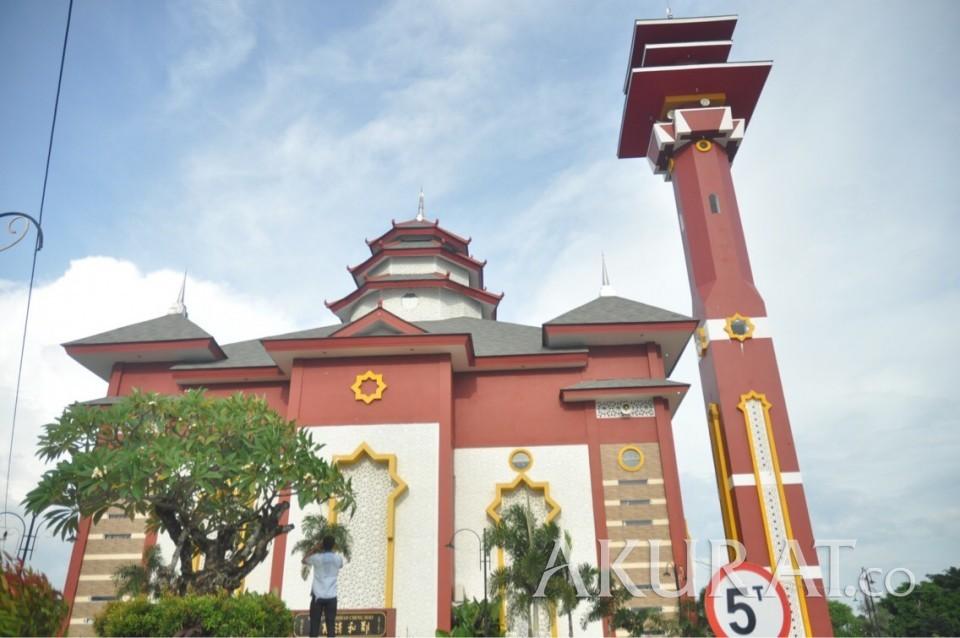 News Masjid Muhammad Cheng Hoo Paduan Budaya Tionghoa Bugis Jalan
