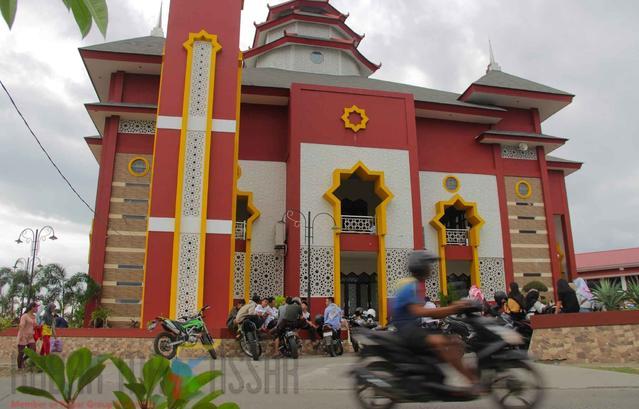 Ngabuburit Masjid Muhammad Cheng Hoo Kabarmakassar Kota Makassar