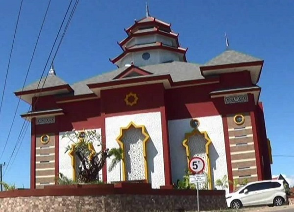 Nikmati Keindahan Masjid Muhammad Cheng Hoo Sambil Ngabuburit Kota Makassar
