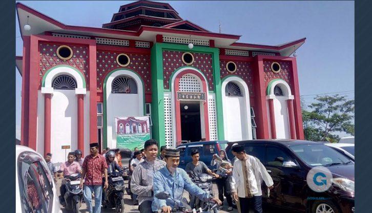 Ramadhan Masjid Muhammad Cheng Hoo Gowa Dipadati Jamaah Gosulsel Kota