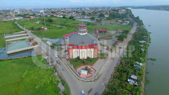 Sambut Ramadan Muslim Tionghoa Bakal Kerja Bakti Masjid Hm Cheng