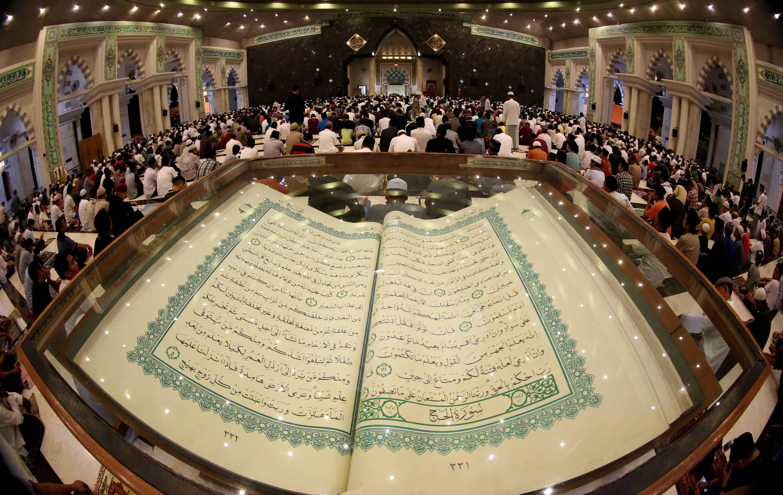 Serunya Menjalani Ramadhan Kota Daeng Makassar Tebuireng Online Taawih Masjid