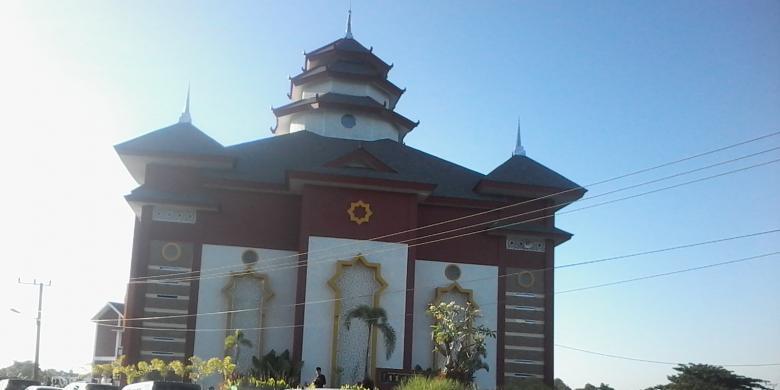 Shalat Id Bersama Warga Tionghoa Masjid Muhammad Cheng Hoo Kontributor