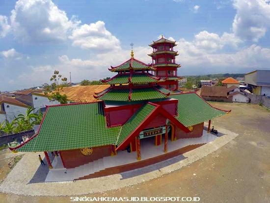 Singgah Masjid June 2016 Cheng Hoo Jember Muhammad Kota Makassar