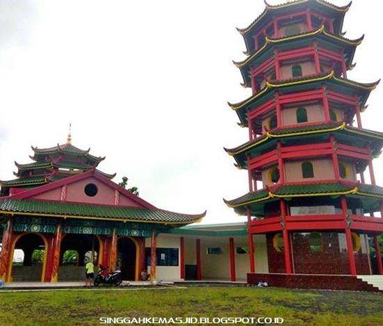 Singgah Masjid June 2016 Tampak Depan Cheng Ho Jember Muhammad