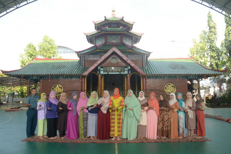 Sosial Ketua Korcab Djat Pimpin Wisata Religi Masjid Cheng Ho