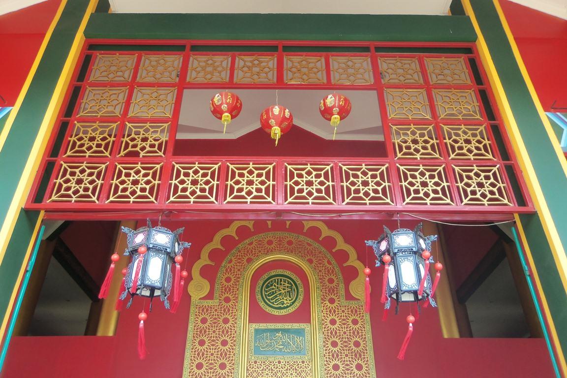 Surabaya Cheng Hoo Masjid Bergaya Tionghoa Pasuruan Muhammad Kota Makassar