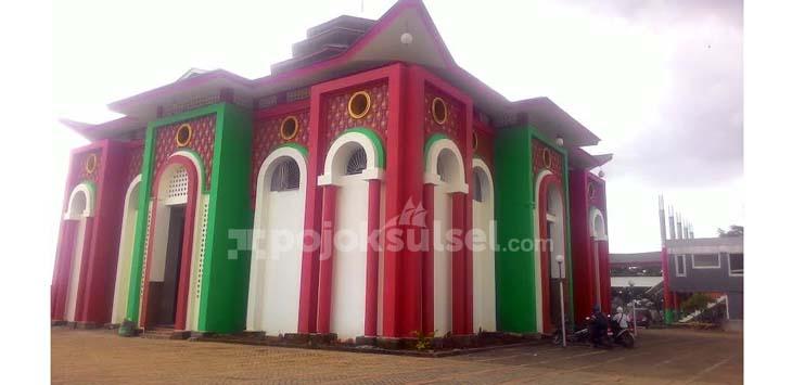 Uniknya Masjid Muhammad Cheng Hoo Gowa Berita Pilihan Terkini Kabupaten