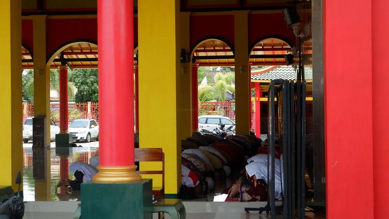 Wisata Religi Masjid Cheng Hoo Banyuwangi Kumparan Muhammad Kota Makassar