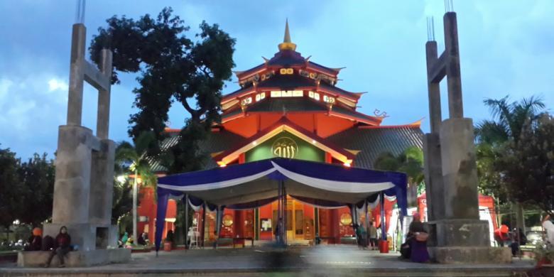 Wisata Religi Sambil Berbuka Puasa Masjid Cheng Ho Pandaan Muhammad