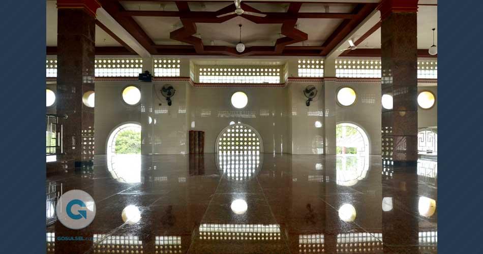 Yuk Ngadem Mesjid Muhammad Cheng Hoo Jl Tun Abdul Razak