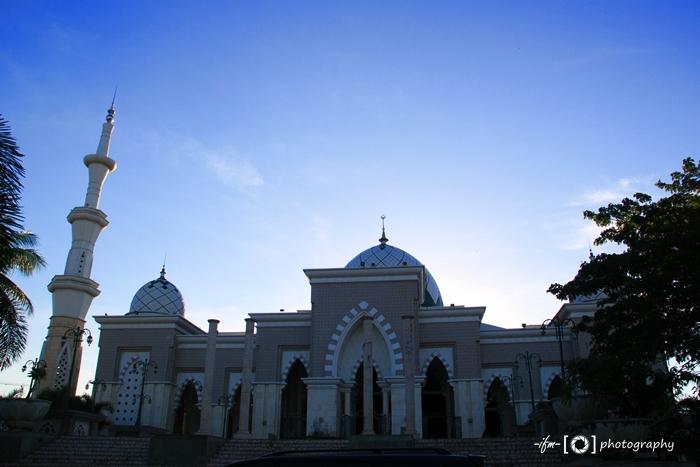 Green Hijau Agriculture Masjid Favorit Masyarakat Raya Setelah Mengalami Pemugaran