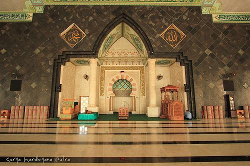 Indahnya Masjid Raya Makassar Blog Surya Hardhiyana Pengennya Sih Waktu