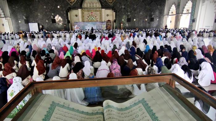 Inilah Masjid Gelar Tikaf 10 Malam Terakhir Ramadan Makassar Raya