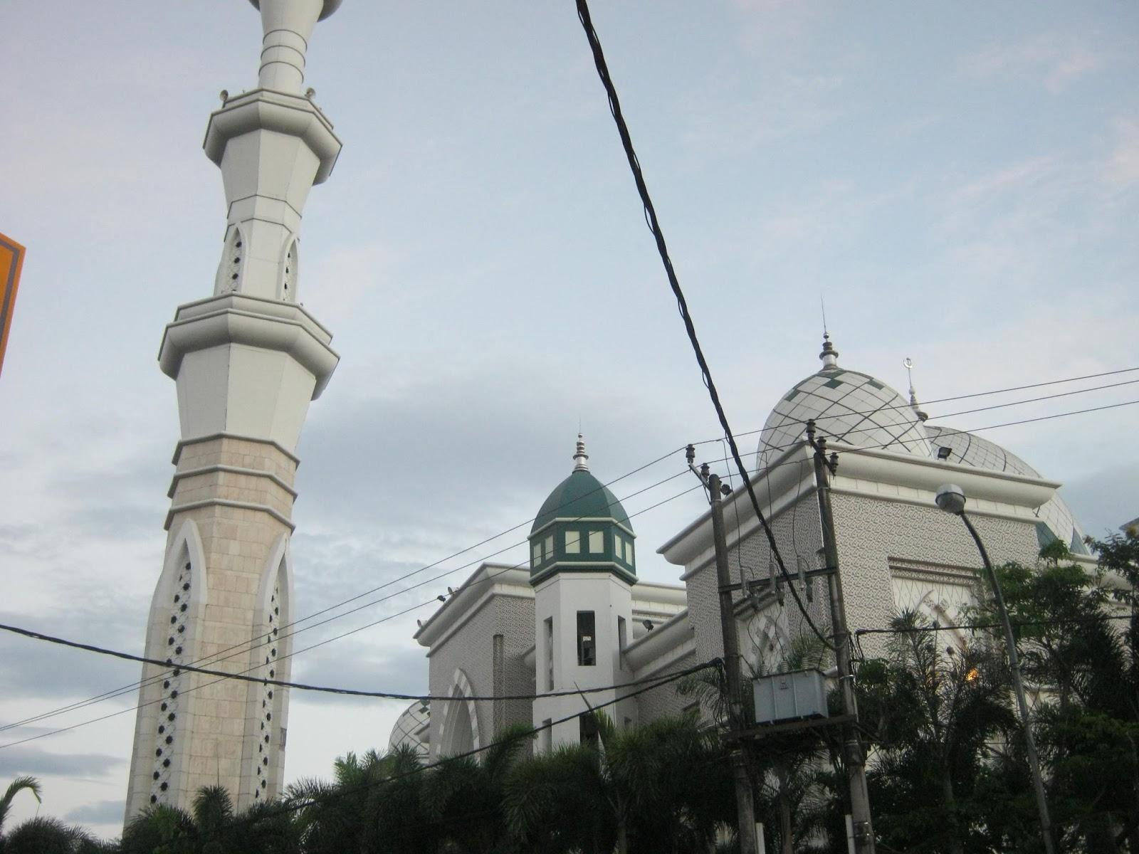 Jelajah Masjid Raya Makassar Mengunjungi Keharusan Buat Berada Sebab Disetiap