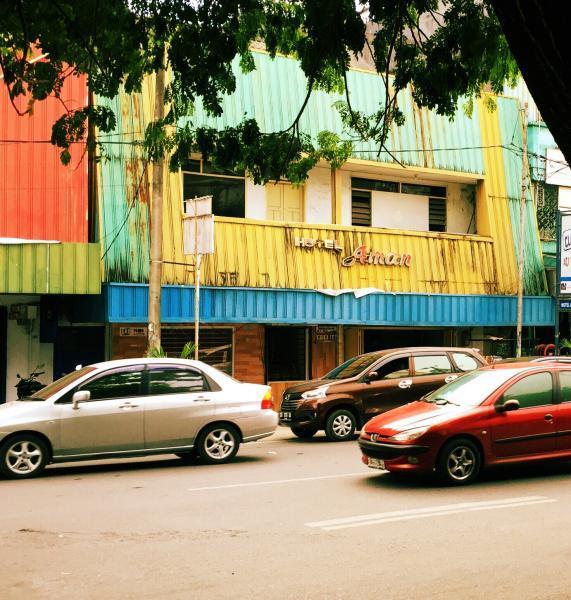 Jual Hotel Aman Jl Masjid Raya Pusat Kota Makassar 32