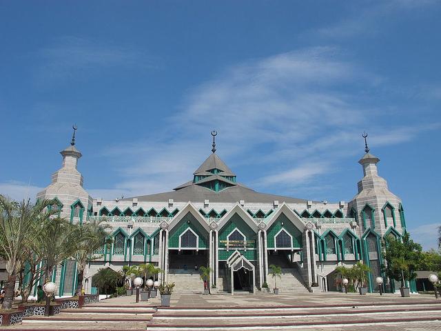 Masjid Al Markaz Islami Wikipedia Bahasa Indonesia Ensiklopedia Bebas Raya