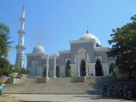 Masjid Bersejarah Kota Makassar Ulasan Raya