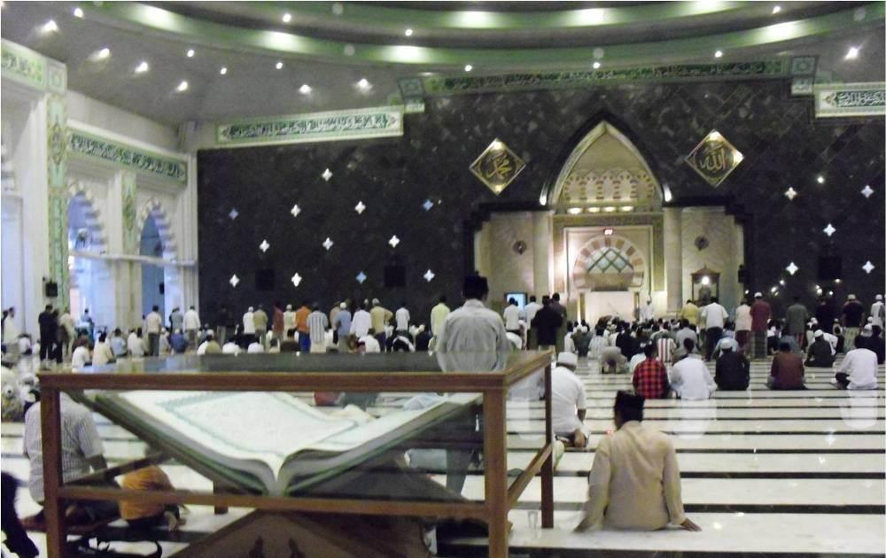 Masjid Raya Makassar Dibangun Dana Rp60 Ribu Cerita Lengkapnya Kota