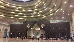 Masjid Raya Makassar Dirombak Total Bentuk Aslinya Februari 1999 Ketika