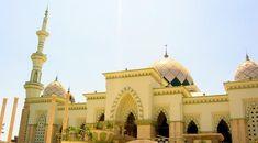 Masjid Raya Makhfudz Makassar Sulawesi Indonesia Places 6 Cantik Kota
