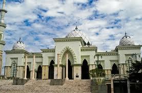 Mengagumi Kemegahan Masjid Raya Makassar Panduan Wisata Keliling Dunia Kota