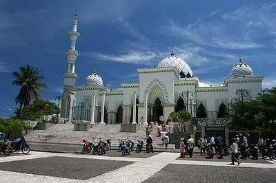 Mesjid Raya Kota Makassar Detikmenit Masjid