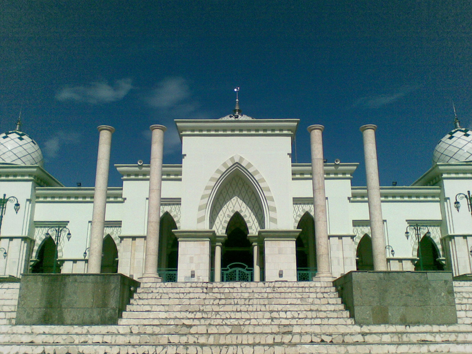 Rindu Masjid Raya Makassar Foto Ferry Zuljanna Panoramio Kota