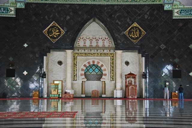 Sistem Informasi Masjid Indonesia Profil Mushalla Raya Makassar Kota