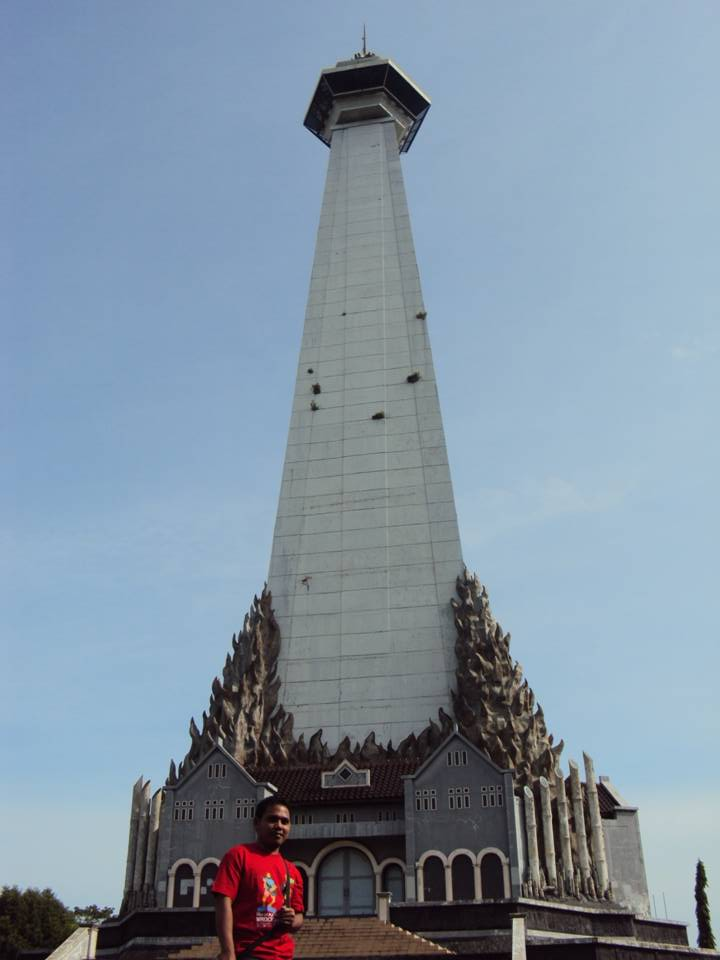 Iman Rabinata Maret 2011 Monumen Mandala Makassar Korban 40000 Jiwa