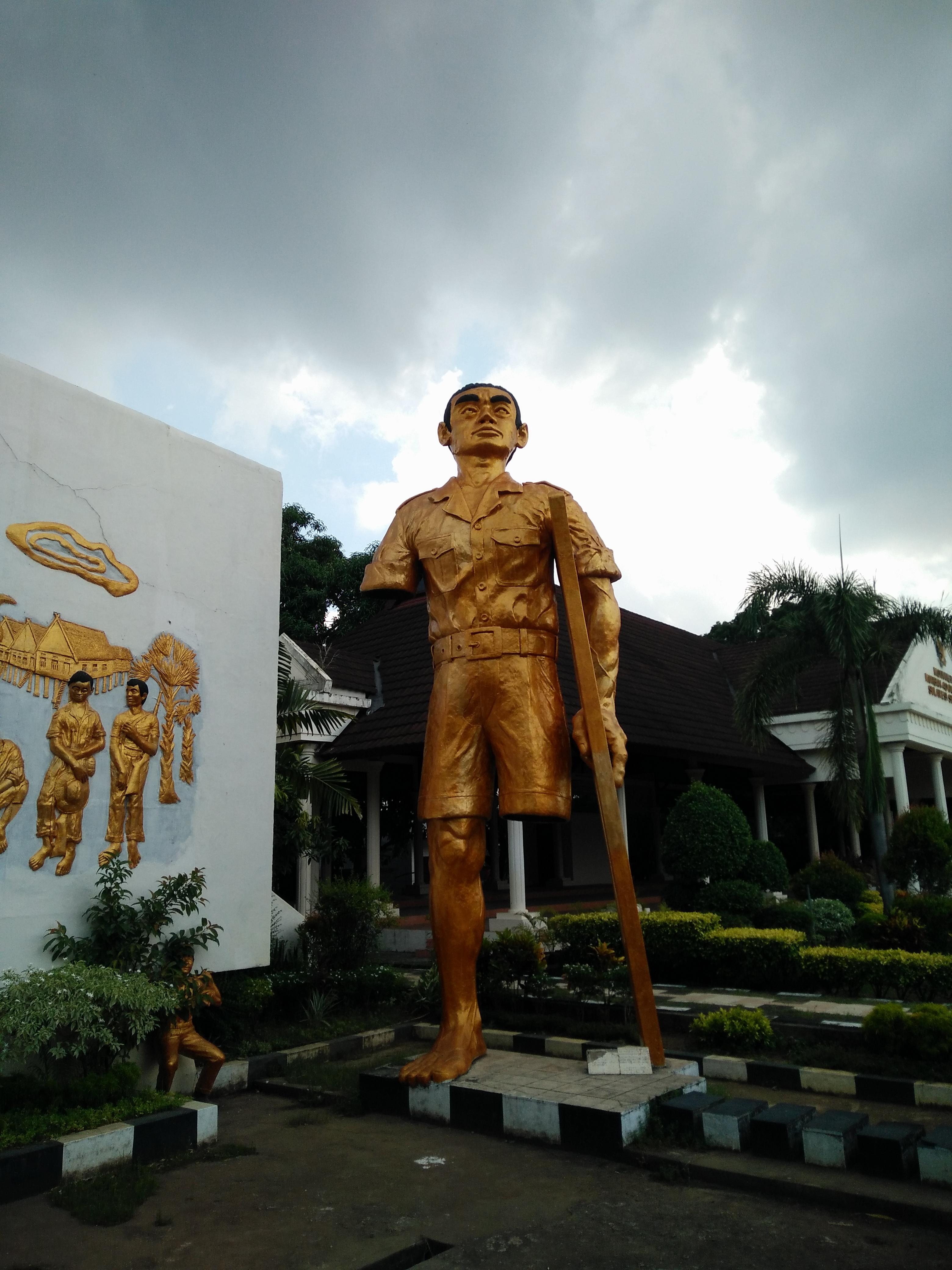 Kisah Kelam Nama Jalan Korban 40 000 Jiwa Makassar Monumen