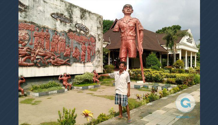 Monumen Korban 40 000 Jiwa Kisah Tumbang Oleh Peluru Jalan