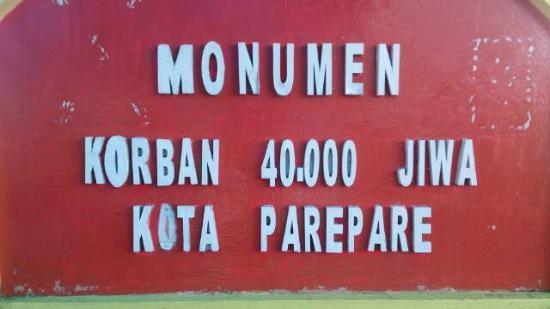 Monumen Korban 40 000 Jiwa Pare Indonesia Review 40000 Kota