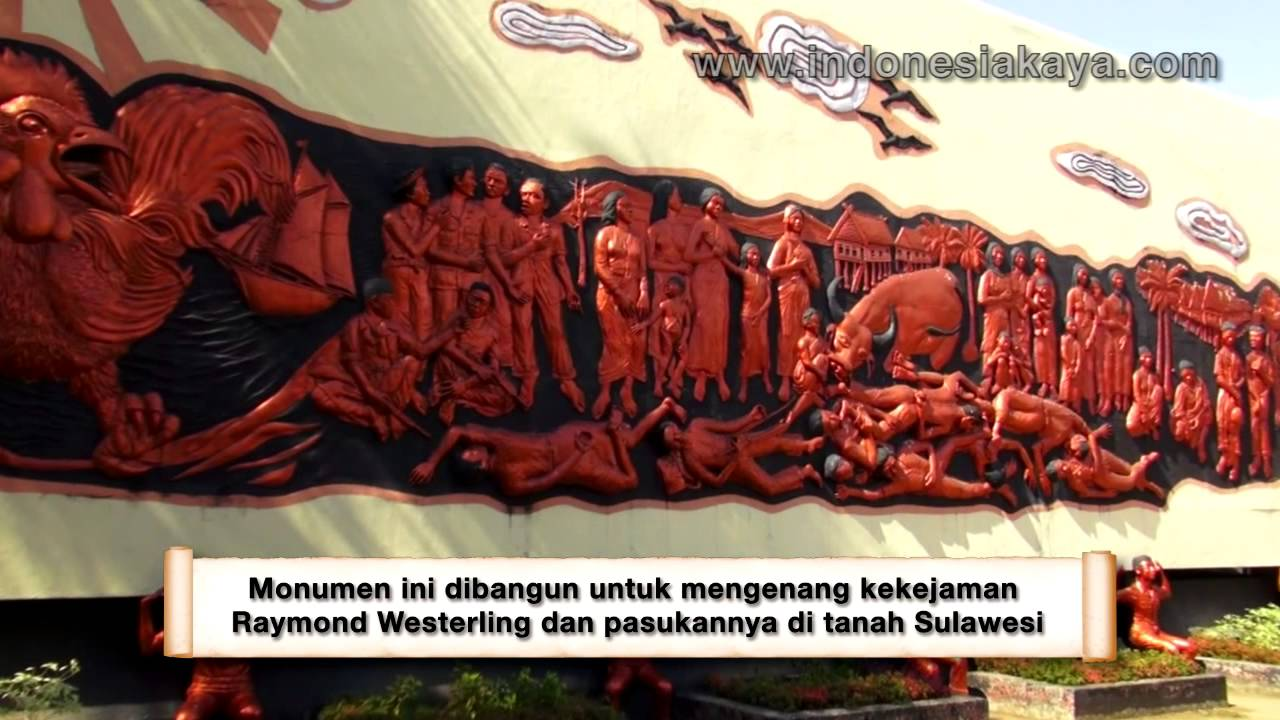 Monumen Korban 40 000 Jiwa Youtube 40000 Kota Makassar