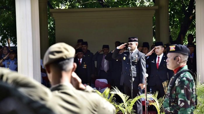 Pemkot Makassar Peringati Hari Korban 40 000 Jiwa 71 Tribun
