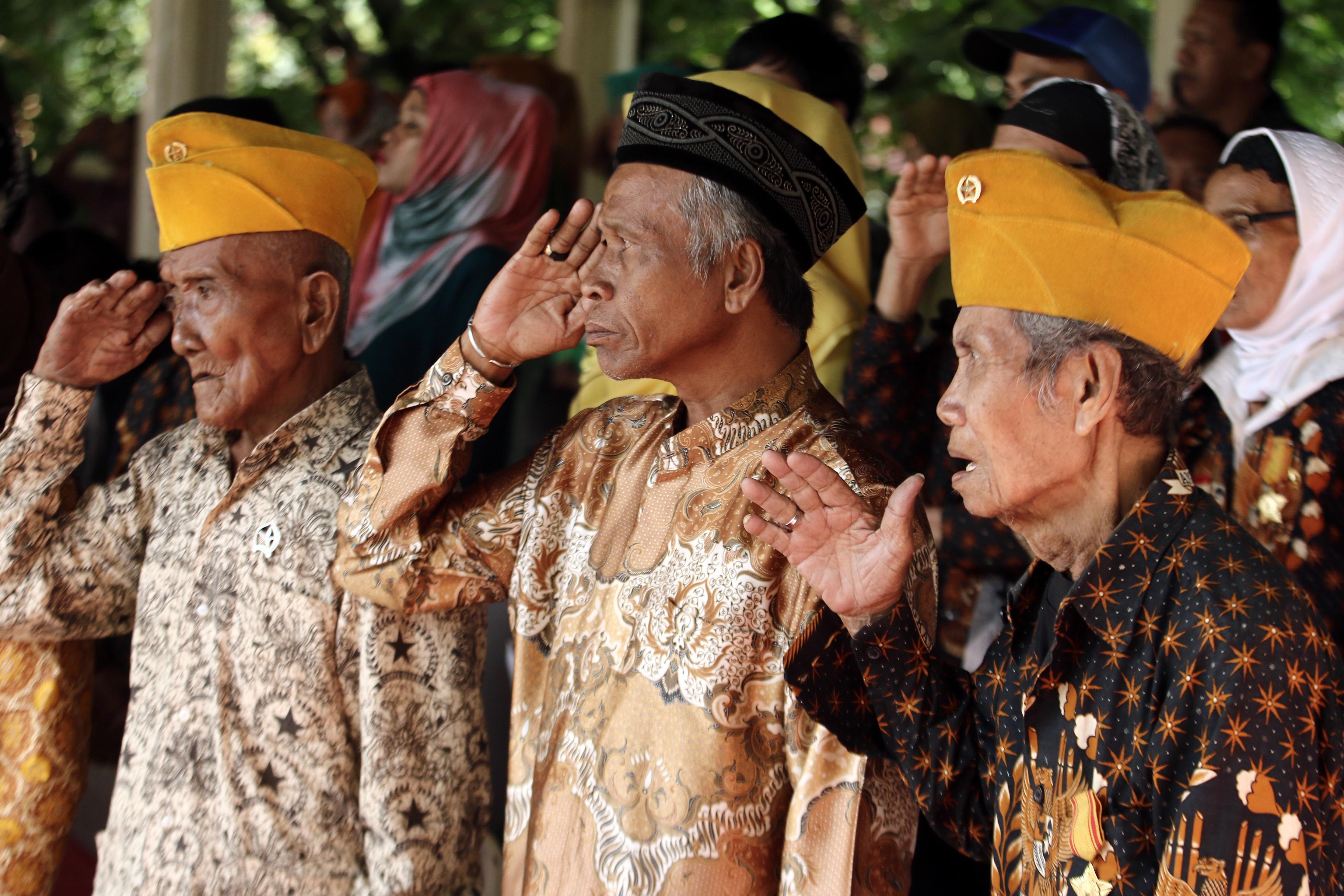Peringatan Hari Peristiwa Korban 40 000 Jiwa Berita Daerah Monumen
