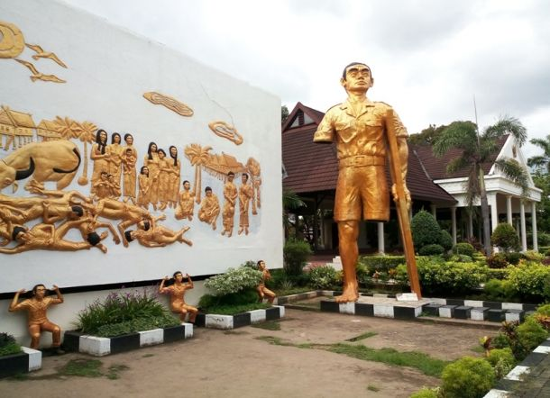 Peringatan Tragedi Korban 40 000 Jiwa Tak Semarak Monumen 40000