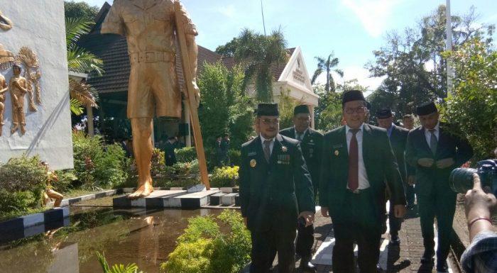 Pesan Gubernur Sulsel Peringatan Hari Korban 40 000 Jiwa Monumen